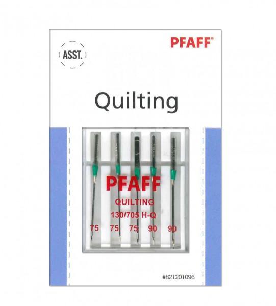 Pfaff Quilting-Nadel Sortiment 75+90 System 130/ 705H-Q - 5 Nadeln