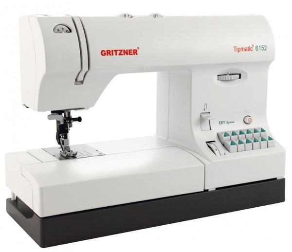 GRITZNER Tipmatic 6152 - DFT Nähmaschine