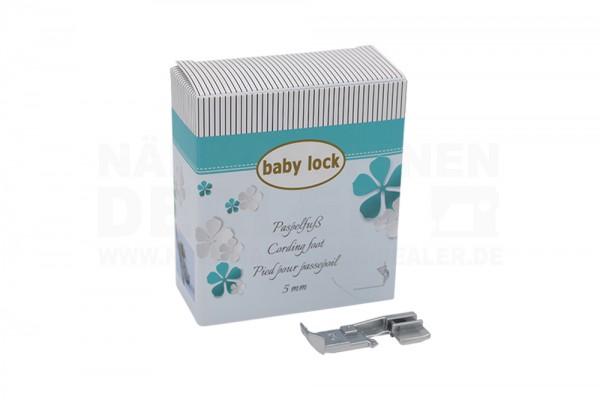 Baby Lock Paspelfuß 5mm B500203AC
