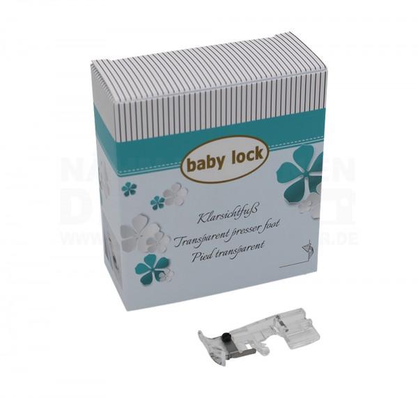 Baby Lock Klarsichtfuß B5002K02AE