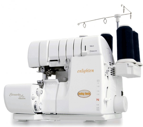 Baby Lock enlighten Overlock