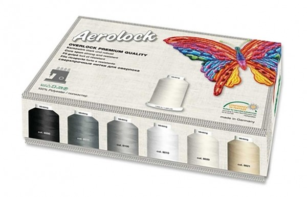 MADEIRA Aerolock Miniking Box 9118B