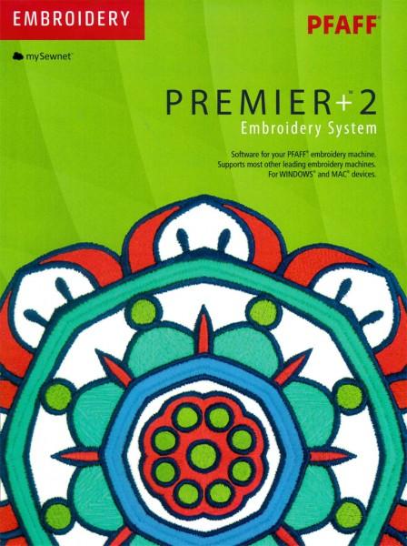 Pfaff Premier +2 Embroidery