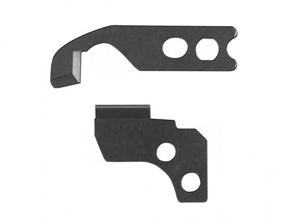 Overlockmesser für W6 N 444, 454D Overlock