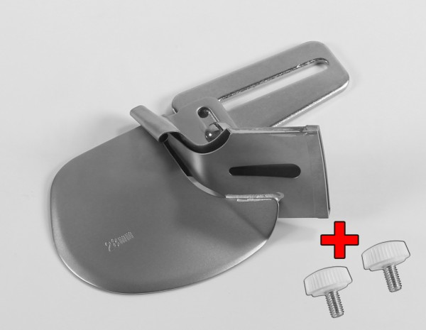 Doppelfaltschrägbinder 28mm mit Schrauben