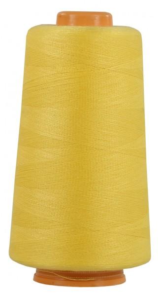 blass-gelb Overlockgarn, Coverlockgarn