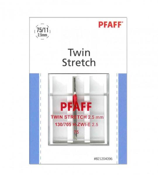 PFAFF Twin Stretch 2,5mm Stärke 75 System 130/705 H-ZWI-E 2.5