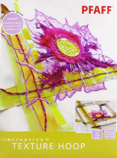 Pfaff Creative Texture Hoop 150x150mm