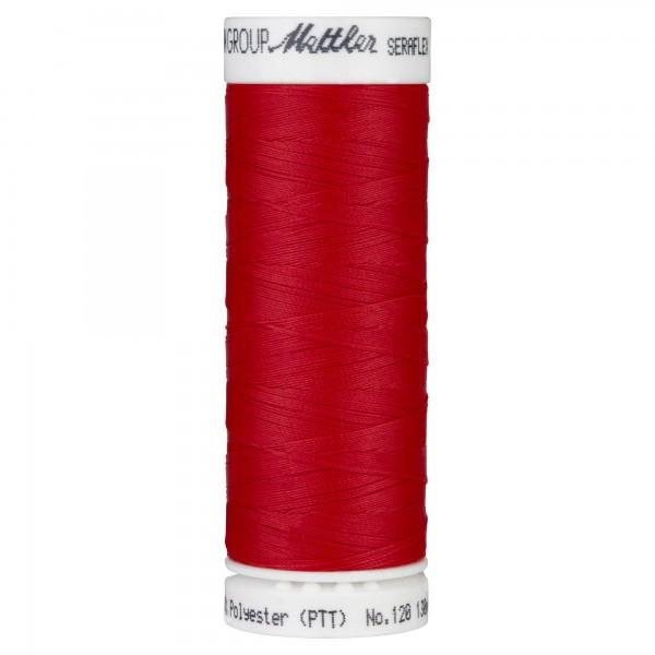 Amann Mettler Seraflex Nähgarn 130m Elastikgarn Rot