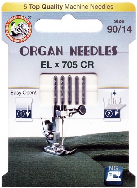 Organ Chromium Nadeln EL x 705 CR Stärke 90