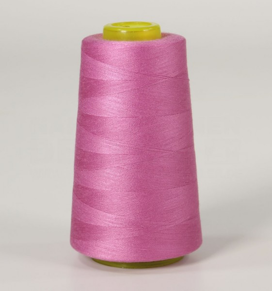 pinkrosa Overlockgarn, Coverlockgarn