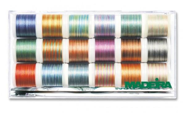 Madeira Stickbox Polyneon Multicolor 8046