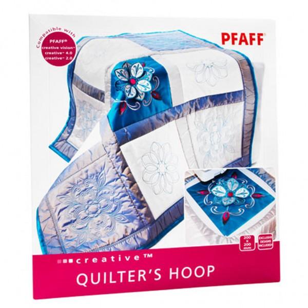 PFAFF Creative Quilters Hoop 200x200mm