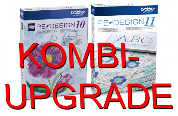 Upgrade Brother PE Design 11