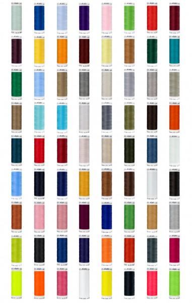 Amann Mettler Seraflex Nähgarn 130m Elastikgarn 72 Farben