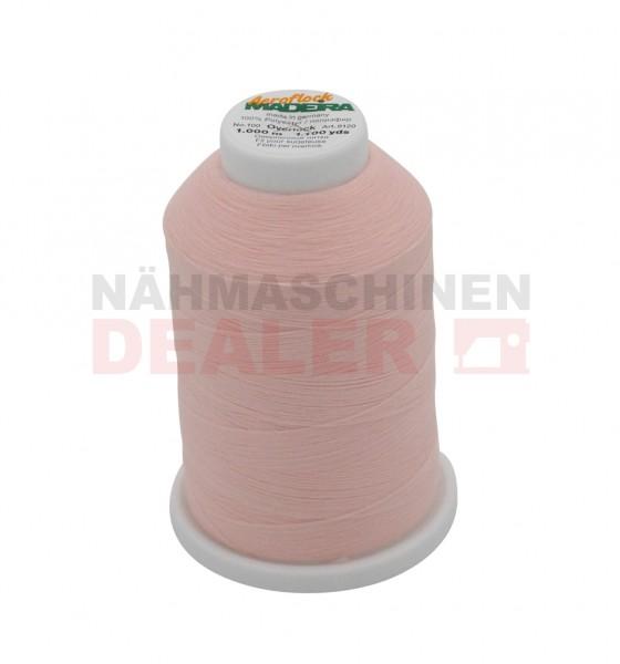 MADEIRA Aeroflock No.100 1000m baby pink