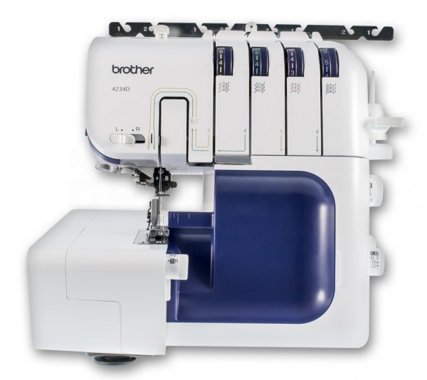 Brother 4234 D Overlock