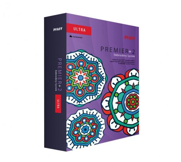 Pfaff Premier +2 Ultra Full System (KEIN DOWNLOAD)