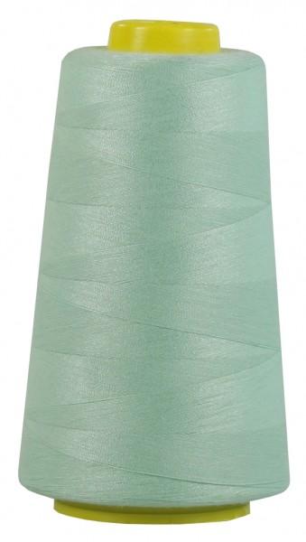 mint-grün Overlockgarn, Coverlockgarn