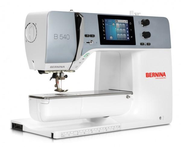 Bernina B 540 mit Stickmodul