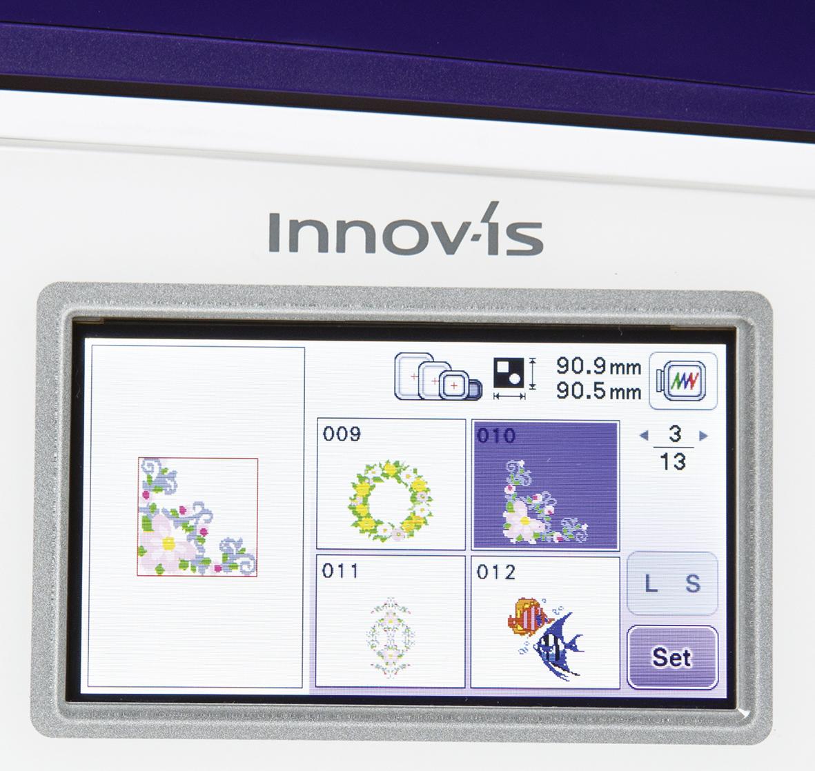 Brother-Innovis-NV-800E-Stickmaschine-Bild-4