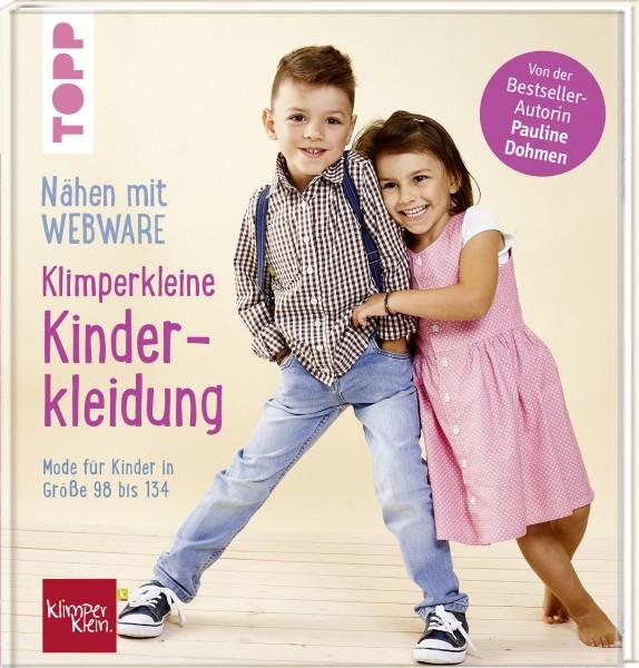 Klimperkleine Kinderkleidung - Nähen mit Webware
