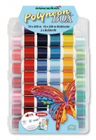 Madeira Polyneon Stickgarn-Box 80 Farben