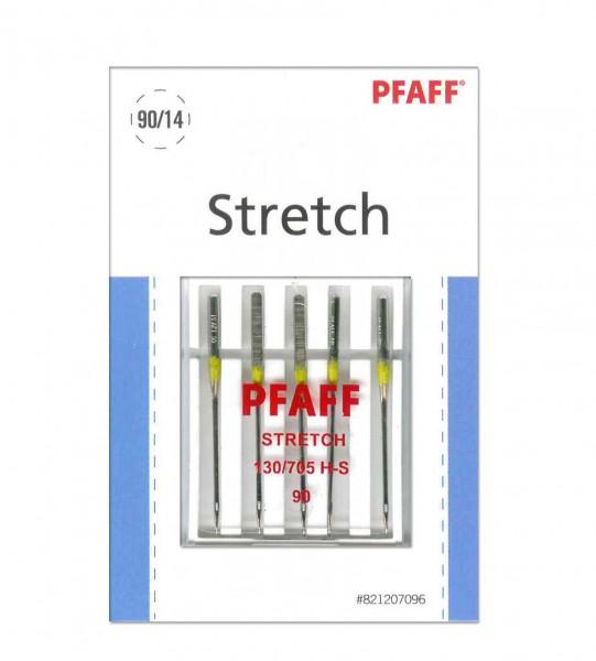 Pfaff Stretchnadel Stärke 90 System 130/705H-S - 5 Nadeln