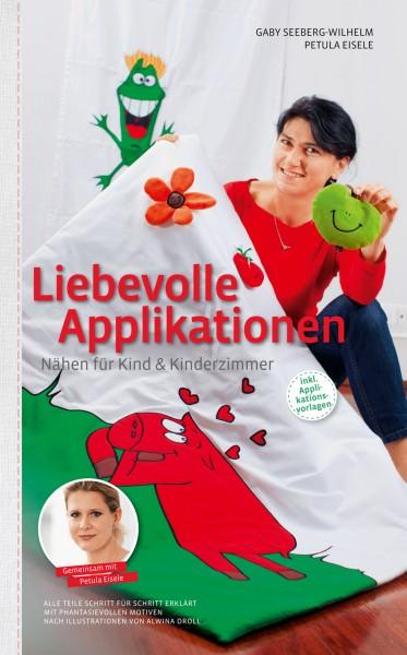 Liebevolle Applikationen Nähen für Kind & Kinderzimmer