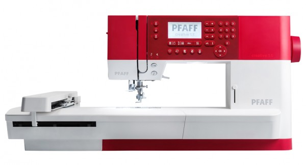 Pfaff creative 1.5 Näh- und Stickmaschine