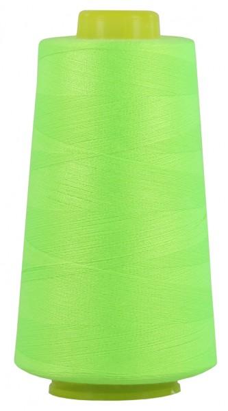 neon-grün Overlockgarn, Coverlockgarn