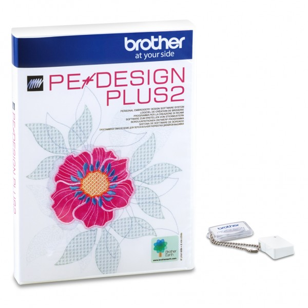 Brother PE-Design Plus 2 Sticksoftware