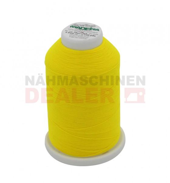 MADEIRA Aeroflock No.100 1000m neon yellow