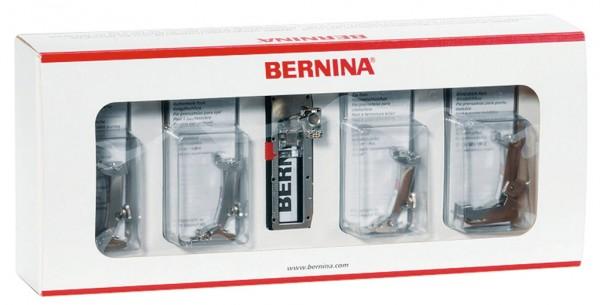 Bernina Nähfuss-Set für activa und 3er Serie Nähfuss 0316627000