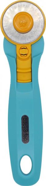 BabySnap Rollschneider 45mm hellblau